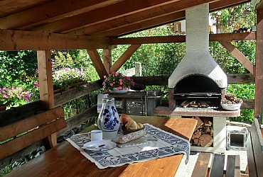 Wohnung - San Giovanni di Fassa - Pozza - Außenansicht - Photo ID 2615