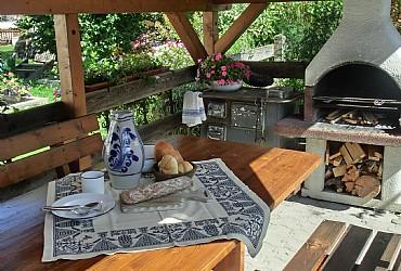 Wohnung - San Giovanni di Fassa - Pozza - Außenansicht - Photo ID 2616