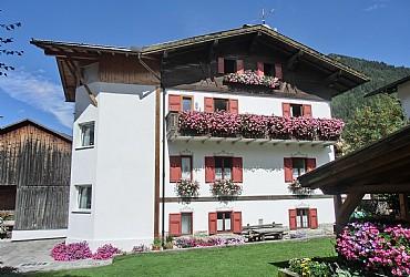 Wohnung - San Giovanni di Fassa - Pozza - Außenansicht Sommer - Photo ID 2617