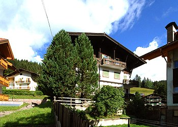 Apartment in Moena - Summer - Photo ID 2645