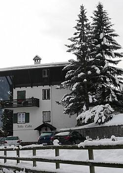 Apartment in Moena - Winter - Photo ID 2646