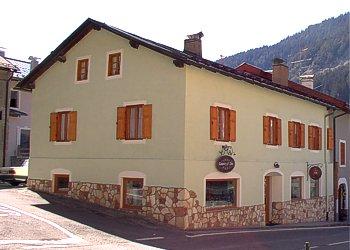 Apartments Pozza di Fassa: Giuliana Brunel