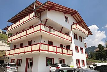 Appartamento a San Giovanni di Fassa - Vigo - Esterne - ID foto 2659