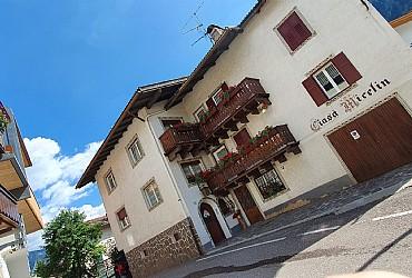 Wohnung - San Giovanni di Fassa - Pozza - Außenansicht - Photo ID 2669