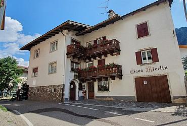 Wohnung - San Giovanni di Fassa - Pozza - Außenansicht - Photo ID 2670