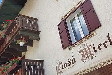 Wohnung - San Giovanni di Fassa - Pozza - Außenansicht - Photo ID 2671