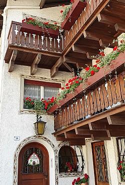 Wohnung - San Giovanni di Fassa - Pozza - Außenansicht - Photo ID 2672