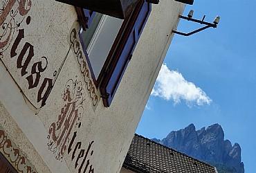 Wohnung - San Giovanni di Fassa - Pozza - Außenansicht - Photo ID 2676