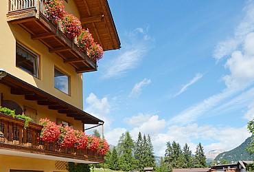Appartamento a San Giovanni di Fassa - Vigo  - Estate - ID foto 2689