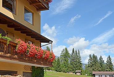 Appartamento a San Giovanni di Fassa - Vigo  - Estate - ID foto 2690