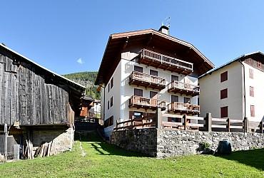 Ferienwohnungen Moena: Condominio de Rocia - Sofia Nodari