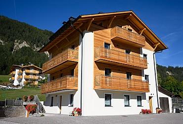 Apartment in San Giovanni di Fassa - Pozza - External - Photo ID 2728