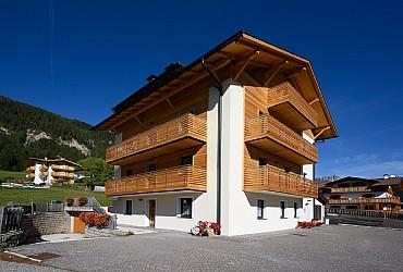 Wohnung - San Giovanni di Fassa - Pozza - Außenansicht - Photo ID 2730