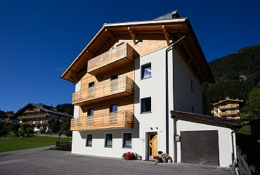 Apartment in San Giovanni di Fassa - Pozza - External - Photo ID 2731