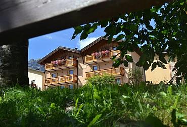 Appartamento a San Giovanni di Fassa - Vigo - Estate - ID foto 2741