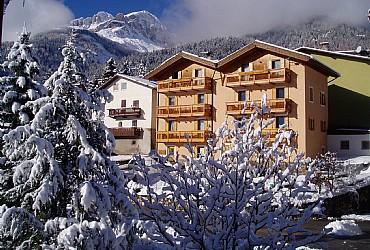 Wohnung - San Giovanni di Fassa - Vigo - Außenansicht Winter - Photo ID 2745