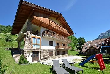 Apartment in Moena - External - Photo ID 2757