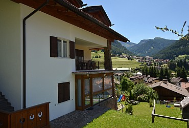 Apartment in Moena - External - Photo ID 2759