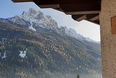 Bytě - San Giovanni di Fassa - Vigo  - Zvenčí - v zimě - Photo ID 2782