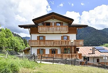 Apartment in San Giovanni di Fassa - Pozza - Summer - Photo ID 2820