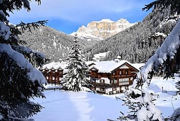 Appartamento a Canazei - Inverno - ID foto 2904