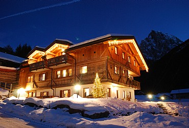 Apartment in San Giovanni di Fassa - Pozza - Winter - Photo ID 2911