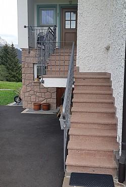 Wohnung - Soraga - Außenansicht Sommer - Photo ID 2923