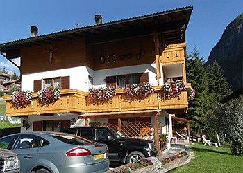 Appartamenti Campitello di Fassa: Cèsa Vittorio Davarda