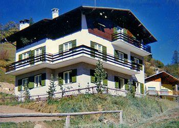 Apartmaji Moena: Zazlonck - Lidia Degregori
