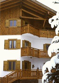 Appartamento a Moena - Inverno - ID foto 356