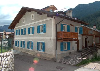 Appartamenti Mazzin di Fassa: Cèsa Lucia - Lucia Legnini