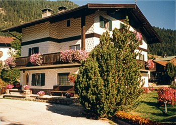 Wohnung - San Giovanni di Fassa - Pozza - Außenansicht Sommer - Photo ID 388