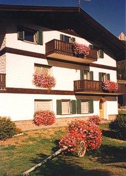 Wohnung - San Giovanni di Fassa - Pozza - Außenansicht Sommer - Photo ID 389