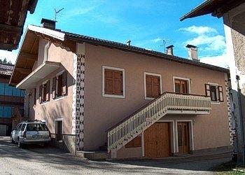Wohnung - San Giovanni di Fassa - Pozza - Außenansicht Sommer - Photo ID 394