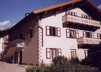 Wohnung - San Giovanni di Fassa - Pozza - Außenansicht Sommer - Photo ID 395