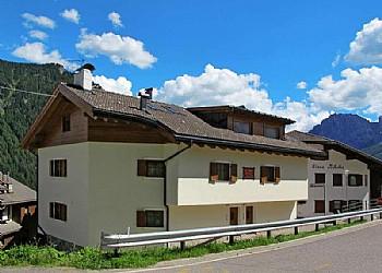 Wohnung - San Giovanni di Fassa -  Muncion - Außenansicht Sommer - Photo ID 396