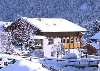 Bytě - San Giovanni di Fassa - Vigo - Zvenčí - v zimě - Photo ID 454