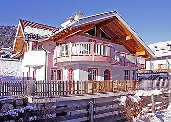 Wohnung - San Giovanni di Fassa - Vigo - Außenansicht Winter - Photo ID 467