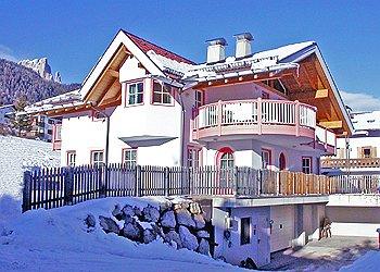 Wohnung - San Giovanni di Fassa - Vigo - Außenansicht Winter - Photo ID 468
