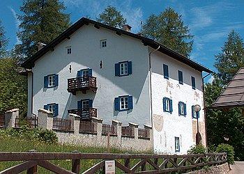 Апартаменты Vigo di Fassa: Ciasa Soldà - Leopoldo  Rizzi