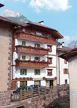 Apartment in Moena - Summer - Photo ID 558