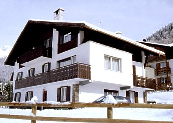 Apartmaji Moena: Villa Samantha - Lorenzo Chiocchetti