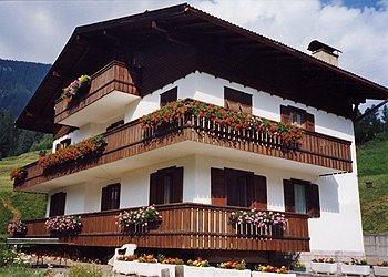 Apartmaji Moena: Ciasa Lorenz - Ottavio Lorenz