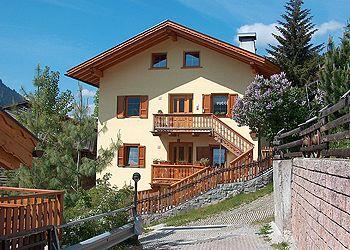 Apartments Campitello di Fassa: Cesa Silvio Riz - Martin Riz