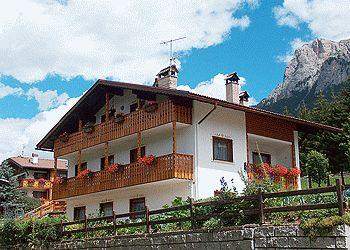 Wohnung - Soraga - Außenansicht Sommer - Photo ID 618