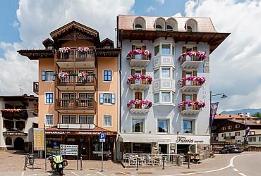 Appartamenti Moena: Attico Faloria - Iris Brunel