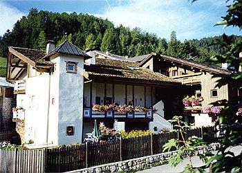 Wohnung - San Giovanni di Fassa - Vigo  - Außenansicht Sommer - Photo ID 650