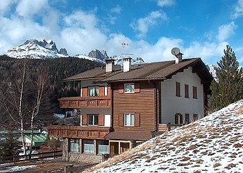 Apartment in Moena - Winter - Photo ID 676