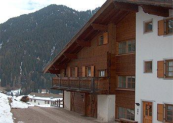 Wohnung - Alba di Canazei - Außenansicht Winter - Photo ID 690
