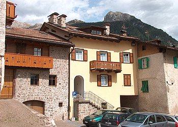 Apartamenty Moena: Ciasa Bocter - Vigilio Sommavilla